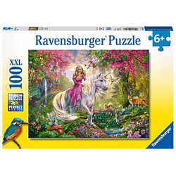 Ravensburger XXL Magischer Ausritt Puzzle 100 Teile