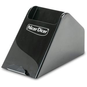 Genius Nicer Dicer Speed Aufbewahrungsbox Zubehör-Set – Ordnungssystem für Zubehörteile – Box mit den Nicer Dicer Speed Multihobel kompatibel