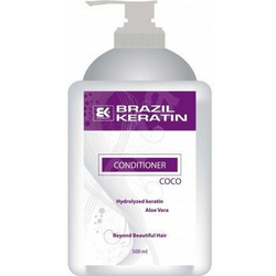 Brazil Keratin Coconut Conditioner 500ml