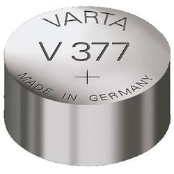 Varta Uhrenbatterie 377, wie V377, S32, 606, 280-39, D377, 377, SR626SW, 1176...