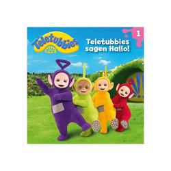 Universal Hörspiel CD Teletubbies 01 - Teletubbies Sagen Hallo!