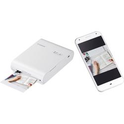 Canon SELPHY Square QX10 Fotodrucker, (WLAN (Wi-Fi) weiß