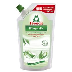 Frosch Feuchtigkeitsspendende Pflegeseife Aloe Vera 2x500ml 2erPack