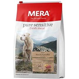 Mera pure sensitive fresh meat Rind & Kartoffel 1 kg