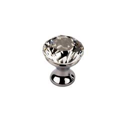 SO-TECH® Möbelknopf, Crystal-Line Chrom / Kristallglas 25 mm