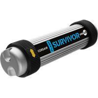 Corsair Survivor 32GB schwarz/silber USB 3.0
