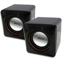 Ultron Mini Cubes 2.0 schwarz