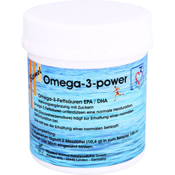 OMEGA-3 Power Pulver 220 g