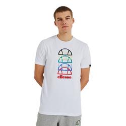 Ellesse T-Shirt Ellesse T-Shirt Herren MAGARIO TEE White Weiß M