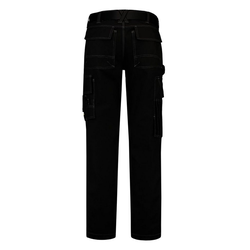 TRICORP Workwear Arbeitshose Arbeitshose Canvas Cordura Besatz -502009- in 3 Längen 60