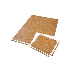 tectake Bodenschutzmatte Bodenschutzmatte 6-tlg.