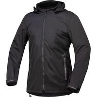 IXS Eton ST Plus, Textiljacke wasserdicht - Schwarz - 3XL