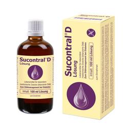 SUCONTRAL D Diabetiker Lösung 100 ml