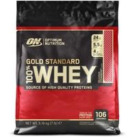 Optimum Nutrition Gold  Standard 100% Whey Strawberry Pulver 3180 g