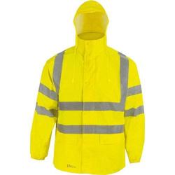 Regenjacke RJG, Gr.M, gelb