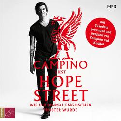 Hope Street als Hörbuch CD von Campino