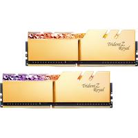 G.Skill Trident Z 32GB Kit DDR4 PC4-25600 (F4-3200C16D-32GTZSW)