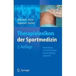 Therapielexikon der Sportmedizin