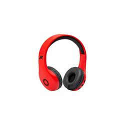 sbs Kabelloser Kopfhörer Music Hero in schwarz Kinder-Kopfhörer rot