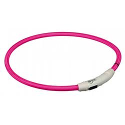 USB Flash Leuchtring - pink