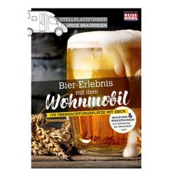 Stellplatzführer Bier-Erlebnis mit dem Wohnmobil