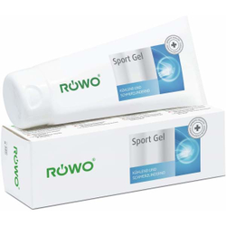 RÖWO® Sportgel, Medizinprodukt zur Schmerzlinderung, 200 ml - Tube