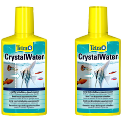 Tetra Aquariumpflege Crystal Water, 2 x 250 ml
