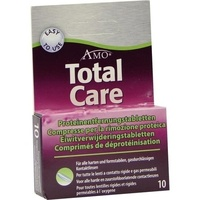 TOTALCARE Proteinentfernungs Tabletten 10 St.
