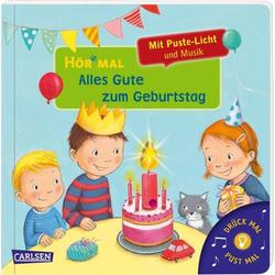 Hör mal - Pust aus: Geburtstag
