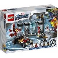 Lego Marvel Super Heroes Iron Mans Arsenal 76167