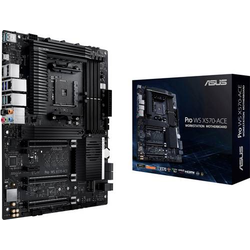 Asus PRO WS X570-ACE Mainboard Sockel AMD AM4 Formfaktor ATX Mainboard-Chipsatz AMD® X570