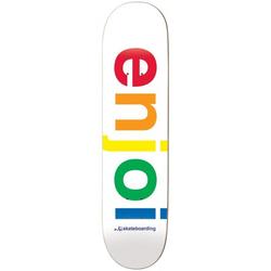 ENJOI SPECTRUM Deck white - 9.0