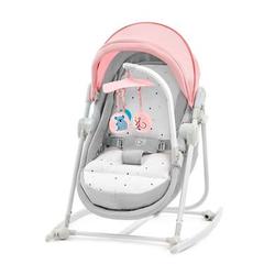 Kinderkraft 5-in-1 Babywiege Unimo Pink