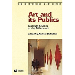 Art and Its Publics. null McClellan  - Buch