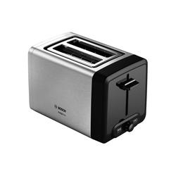 BOSCH Toaster Kompakt-Toaster DesignLine TAT4P420DE
