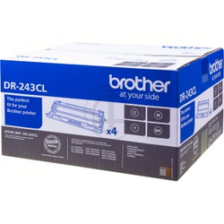 Brother Bildtrommel 4er Pack BK/C/M/Y Brother - DR243CL