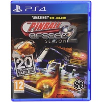 The Pinball Arcade - Season 2 (PEGI) (PS4)