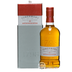 Tobermory 20 Single Malt Whisky