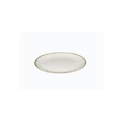 Zeller Keramik Untertasse Suppenuntertasse Schäfchen, (1 Stück)