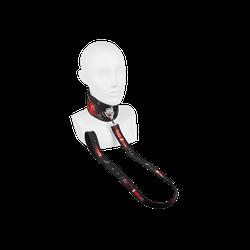 EIS Breites Halsband mit Leine, 2 Teile