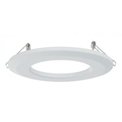 Paulmann 92499 Einbauleuchten-Adapter Weiß matt für Einbauöffnungen von 75-120mm