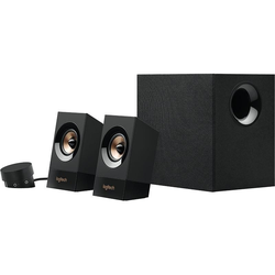 Logitech Z-533 2.1-Lautsprechersystem mit Subwoofer