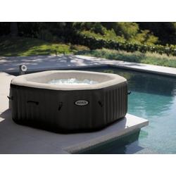 INTEX 28458 Whirlpool Pure Spa Bubble Jet & Salzwassersystem