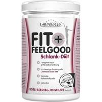 Fit+Feelgood Slim Rote Beeren-Joghurt Pulver 430 g