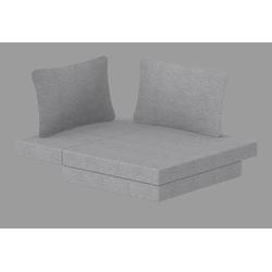 Flexa Classic Schaummatratze für Sofabett in grau 83-10393
