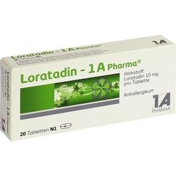 Loratadin - 1A Pharma