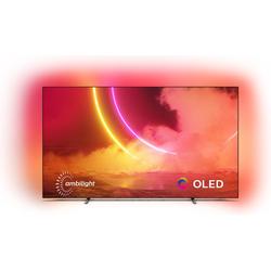 Philips 65OLED805/12 Fernseher - Grau
