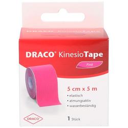 DRACO KINESIOTAPE 5 cmx5 m pink 1 St