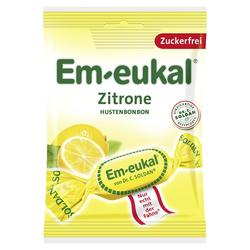 EM EUKAL Bonbons Zitrone zuckerfrei