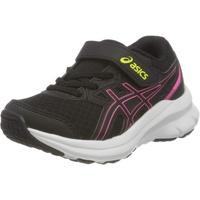 ASICS Sneakers Low Jolt 3 PS schwarz/pink Gr. 33 Mädchen Kinder
